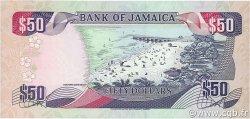 50 Dollars JAMAÏQUE  1993 P.73b NEUF