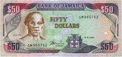 50 Dollars JAMAÏQUE  2003 P.83a NEUF