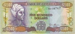 500 Dollars JAMAÏQUE  1994 P.77a NEUF