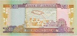 500 Dollars JAMAÏQUE  1996 P.77b NEUF