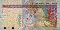 5000 Escudos CAP VERT  2000 P.67s pr.NEUF