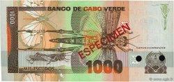 1000 Escudos CAP VERT  1989 P.60s pr.NEUF