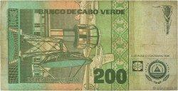 200 Escudos CAP VERT  1992 P.63 TB