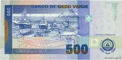 500 Escudos CAP VERT  1992 P.64a NEUF