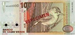 1000 Escudos CAP VERT  2002 P.65s NEUF