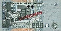 200 Escudos CAP VERT  2005 P.68s NEUF