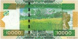 10000 Francs GUINÉE  2010 P.45 NEUF