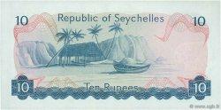 10 Rupees SEYCHELLES  1976 P.19a SUP à SPL