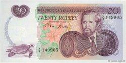 20 Rupees SEYCHELLES  1977 P.20a SUP