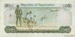 50 Rupees SEYCHELLES  1977 P.21a TTB