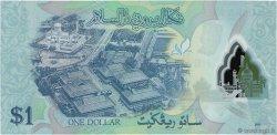 1 Ringgit - 1 Dollar BRUNEI  2011 P.35 NEUF