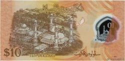 10 Ringgit - 10 Dollar BRUNEI  2011 P.37 NEUF