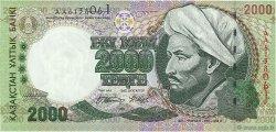 2000 Tengé KAZAKHSTAN  1996 P.17 NEUF