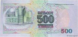 500 Tengé KAZAKHSTAN  1999 P.21a NEUF