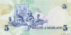 5 Maloti LESOTHO  1979 P.02a NEUF