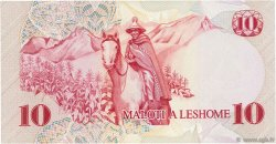 10 Maloti LESOTHO  1979 P.03a SPL