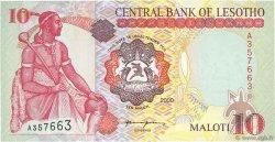 10 Maloti LESOTHO  2000 P.15a NEUF