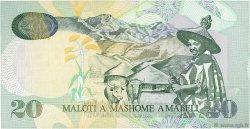 20 Maloti LESOTHO  1999 P.16b NEUF