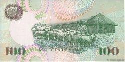 100 Maloti LESOTHO  1999 P.19a NEUF