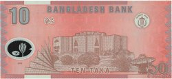 10 Taka BANGLADESH  2000 P.35 NEUF