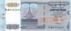 100 Taka BANGLADESH  2009 P.49d NEUF