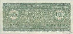100 Taka BANGLADESH  1972 P.09 SUP+