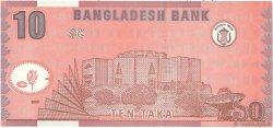 10 Taka BANGLADESH  2005 P.39d NEUF