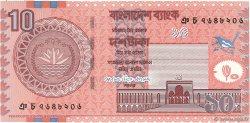 10 Taka BANGLADESH  2008 P.39Ac NEUF