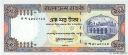 100 Taka BANGLADESH  1983 P.31c SPL