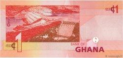 1 Cedi GHANA  2010 P.37b NEUF