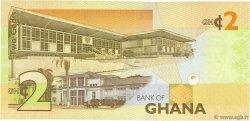 2 Cedis GHANA  2010 P.37A NEUF