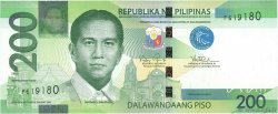 200 Piso PHILIPPINES  2010 P.209a NEUF
