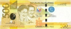 500 Piso PHILIPPINES  2010 P.210a NEUF