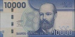 10000 Pesos CHILI  2009 P.164 NEUF