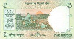 5 Rupees INDE  2009 P.New NEUF