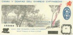 1 Pound PAYS DE GALLES  1970 P.-- NEUF
