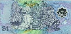 1 Ringgit - 1 Dollar BRUNEI  1996 P.22a NEUF