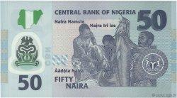 50 Naira NIGERIA  2009 P.40 NEUF