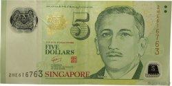 5 Dollars SINGAPOUR  2005 P.47 pr.SUP