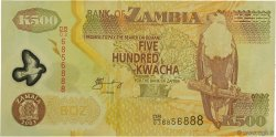 500 Kwacha ZAMBIE  2003 P.43b SUP