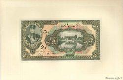 50 Rials IRAN  1932 P.021s SPL