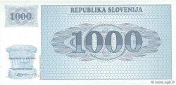 1000 Tolarjev SLOVÉNIE  1991 P.09a NEUF