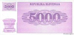5000 Tolarjev SLOVÉNIE  1992 P.10s1 NEUF