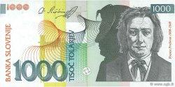 1000 Tolarjev SLOVÉNIE  2000 P.22a NEUF