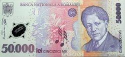 50000 Lei ROUMANIE  2002 P.113a NEUF