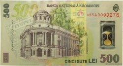 500 Lei ROUMANIE  2005 P.123 SPL
