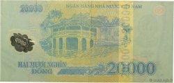 20000 Dong VIET NAM  2006 P.120a TTB à SUP