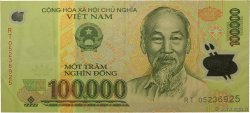 100000 Dong VIET NAM  2005 P.122b SUP