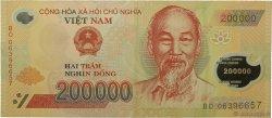 200000 Dong VIET NAM  2006 P.123a SPL