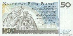 50 Zlotych POLOGNE  2006 P.178 NEUF